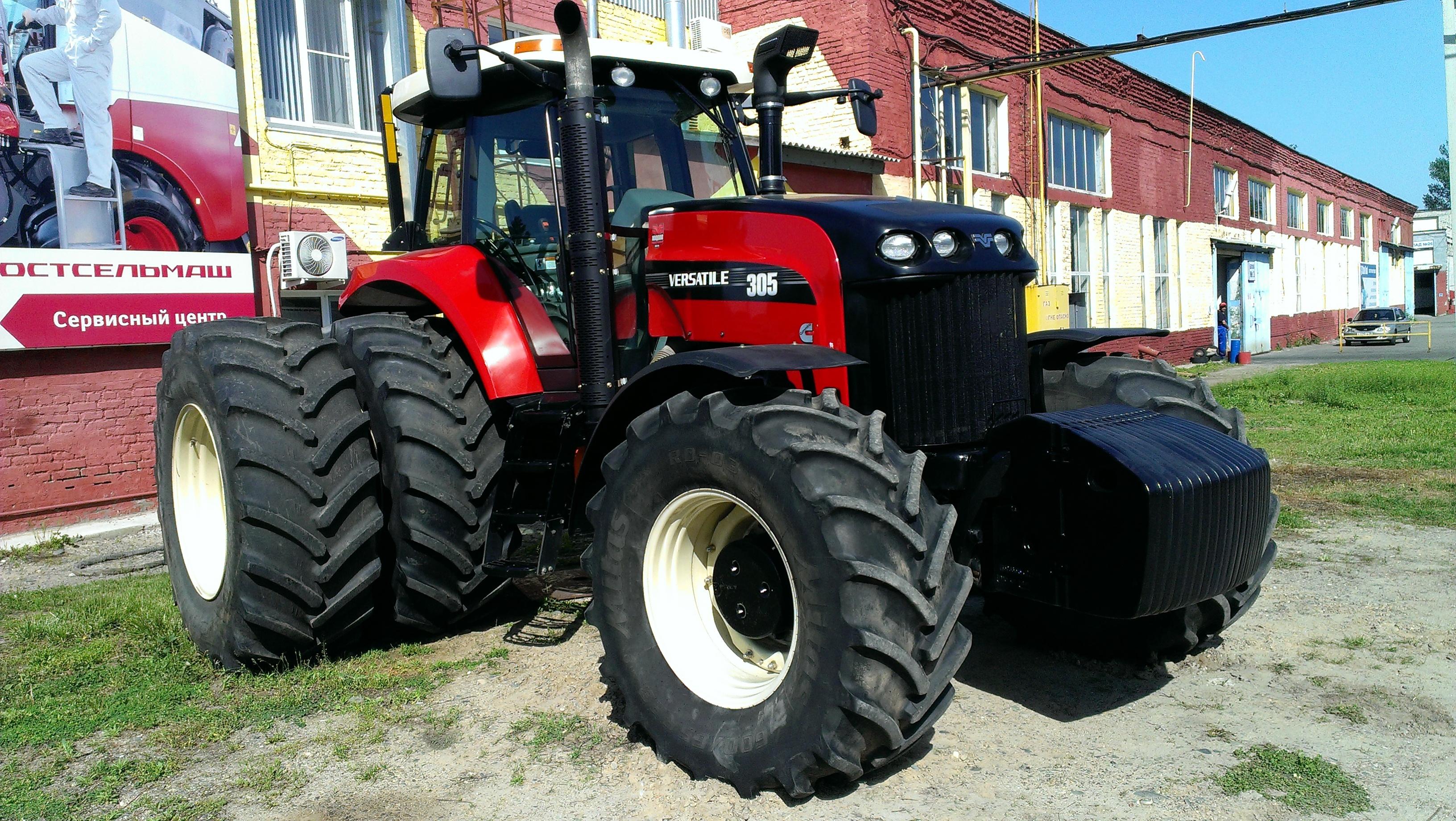 Трактор Версатайл / Versatile 305