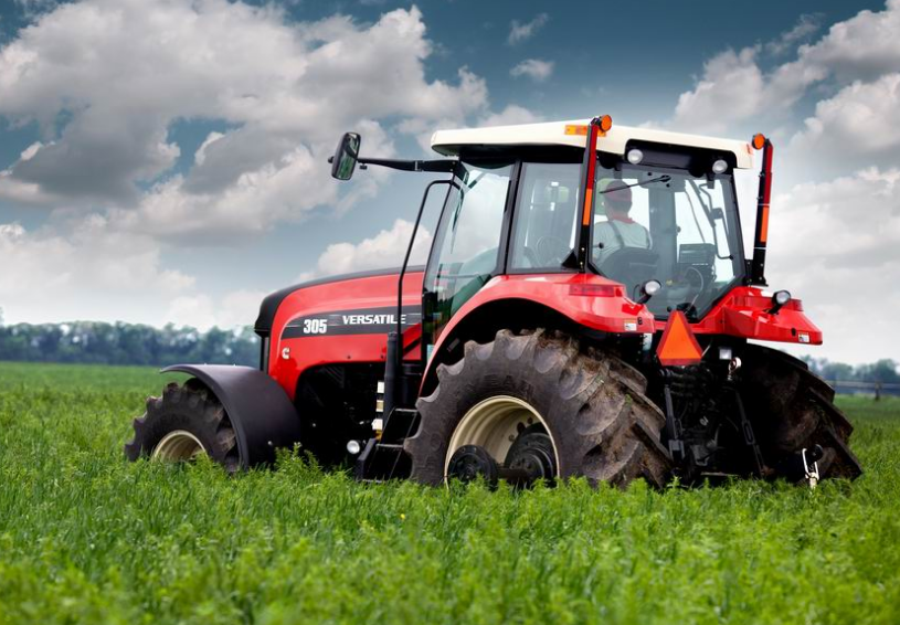 Тракторы Версатайл Versatile
