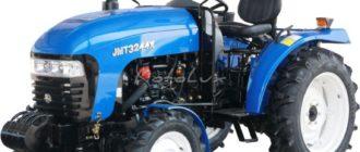 Тракторы Jinma Джинма