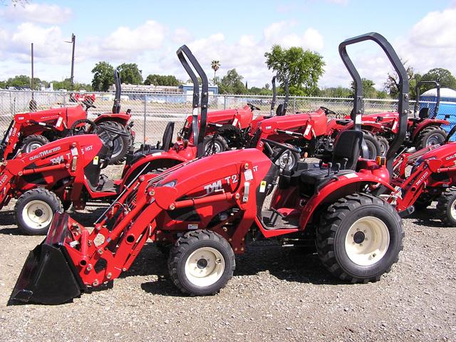 Тракторы TYM
