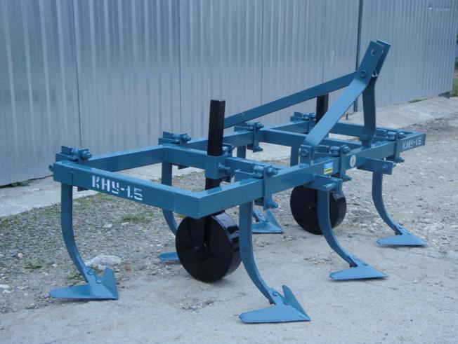 Культиватор для трактора