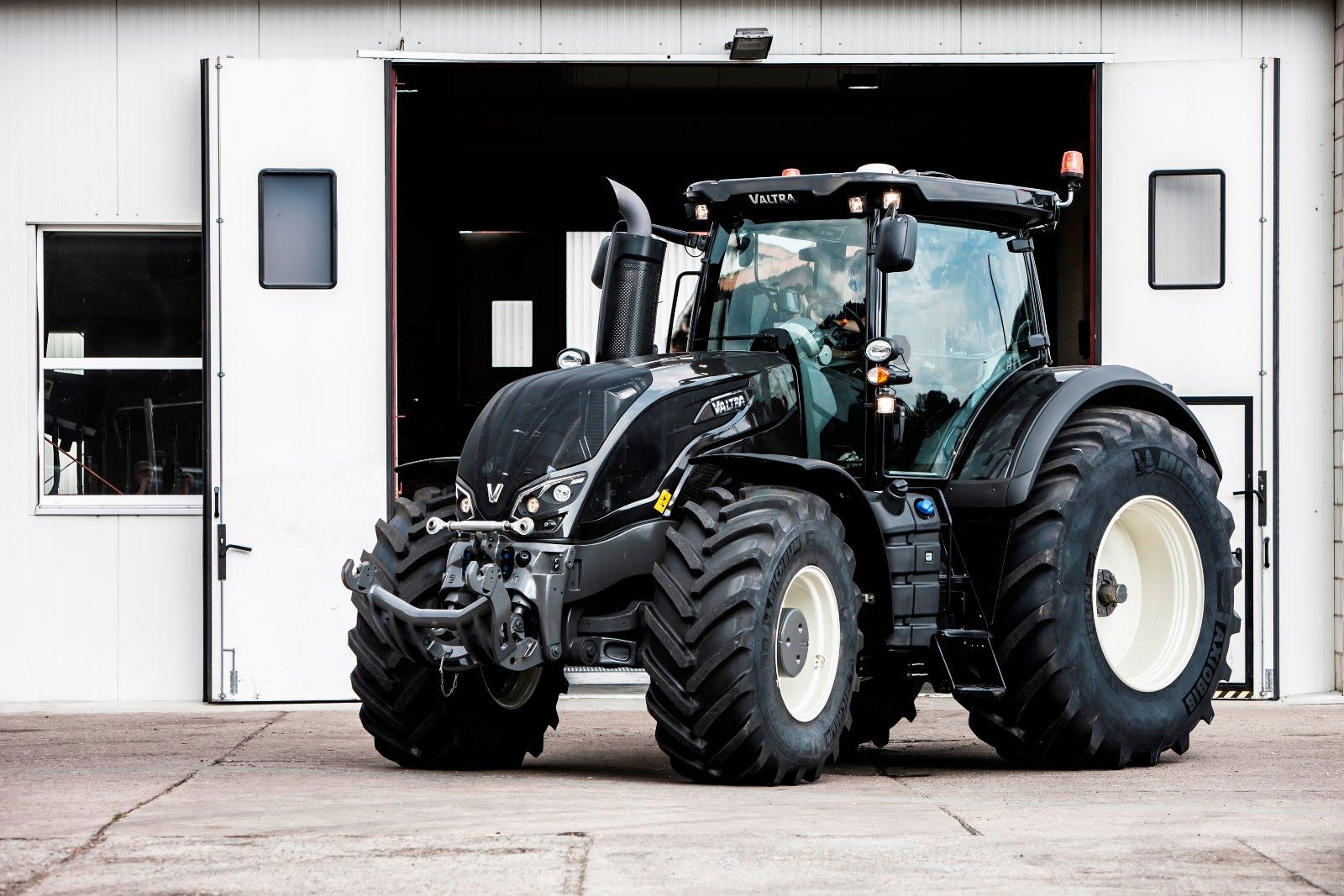 Финские трактора «Valtra»