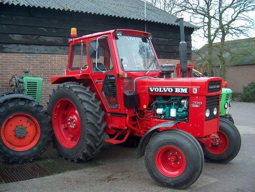 Трактор «Volvo» BM 700