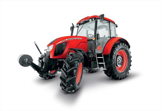 Трактор «ZTS» Forterra
