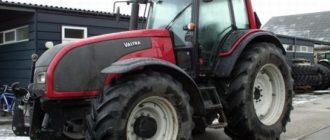 Трактора «Valtra»