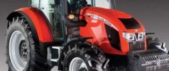 Трактора «Zetor»