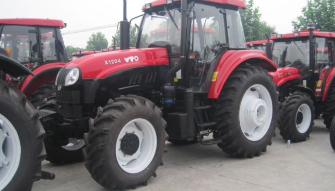 Трактор Ито