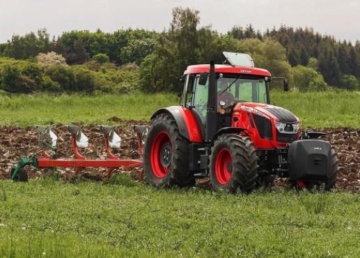 Трактор Zetor