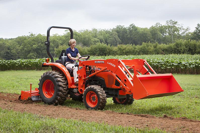 На чем можно ездить с тракторными правами