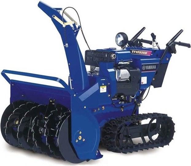 Снегоуборочная машина Yamaha YT 1232 ED