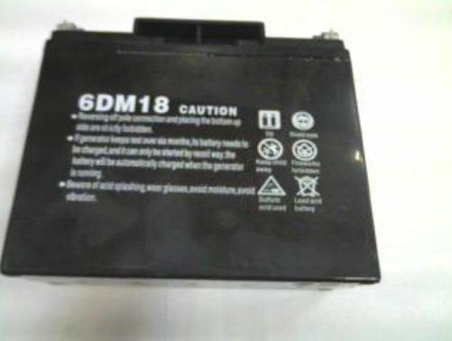 Аккумуляторы 6DM18 для мотоблока