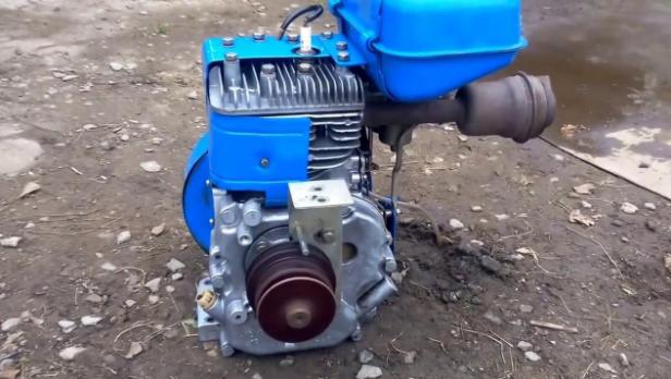 Китайский двигатель для мотоблока особенности установки дизельного двигателя Какой самый надежный Тонкости сборки устройства