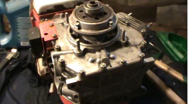 Двигатель мотоблока Агро