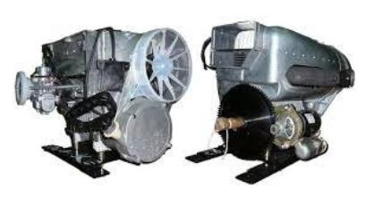 Мотор для снегохода