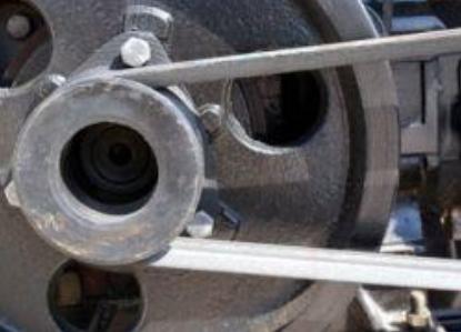 Приводный механизм мотоблока