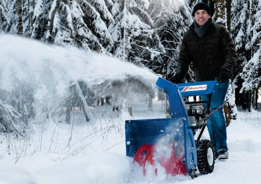 Снегоуборщики Мастер Ярд плюсы и минусы