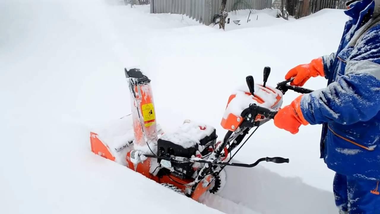 Снегоуборщики Prorab