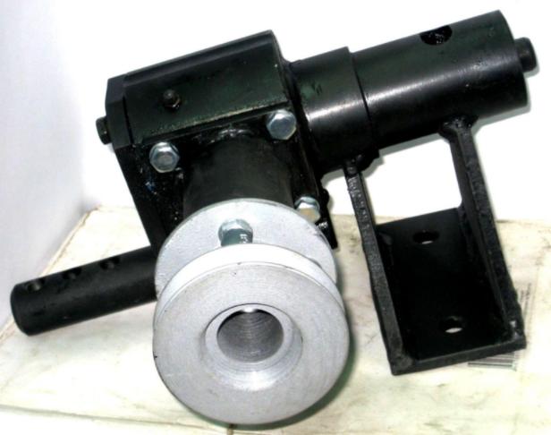 Угловой редуктор для мотоблока