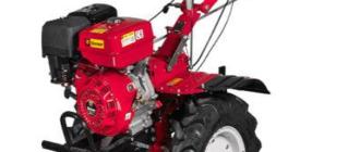 Мотоблок «Фермер» 1011 MX