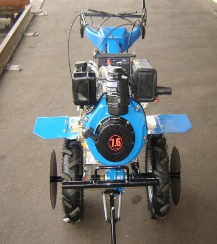 Мотоблок «Zirka» GT76D