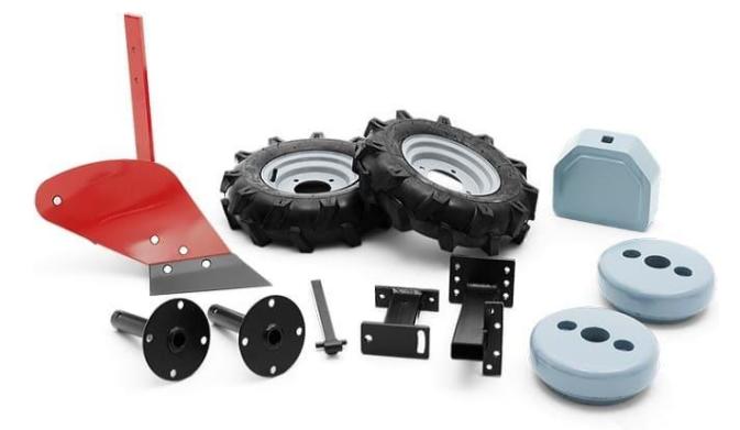 Выбор навесного оборудования для мотоблока