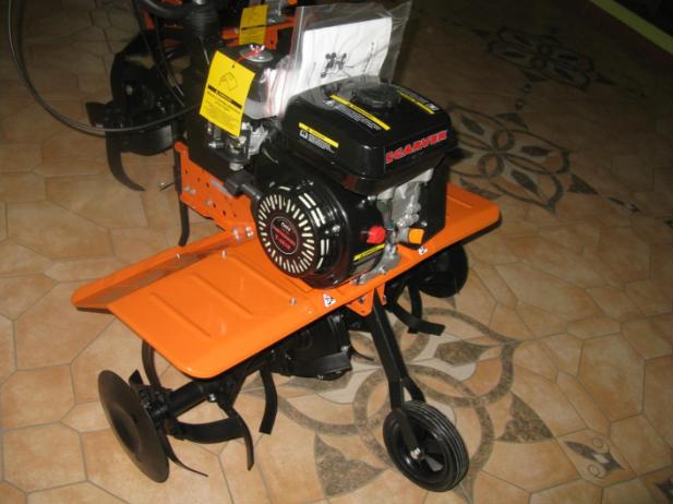 Мотокультиватор Carver T 651R