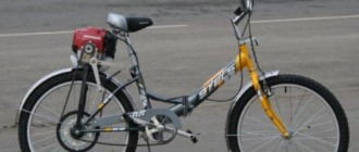 Особенности велогибридов