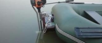 Выгоды переделки триммера в лодочный мотор