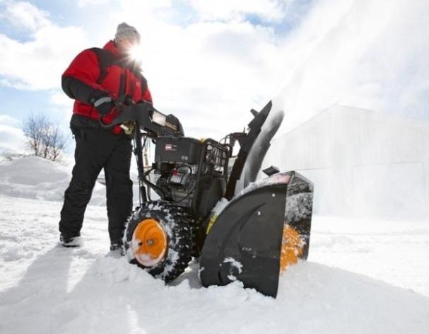 Плюсы и минусы дизельных снегоочистителей