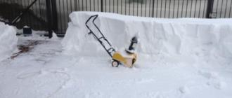 Плюсы и минусы сборки снегоуборщика из газонокосилки