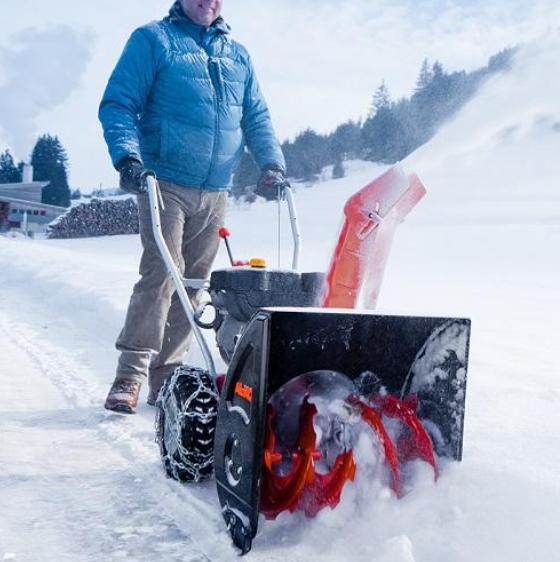 Снегоуборщик AL-KO 560 II