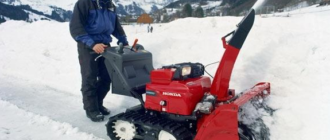 Снегоуборщик Honda HSM 1390 IKZE