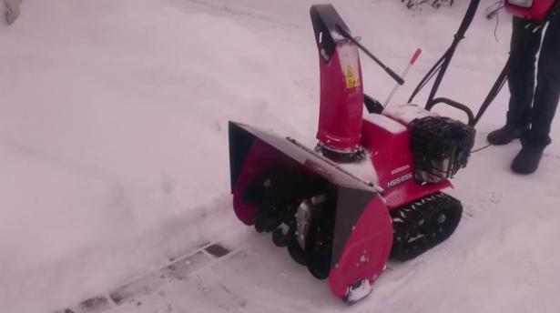 Снегоуборщик Honda HSS 655 ET