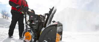 Снегоуборщик Partner PSB 300