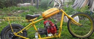 Преимущества использования бензопилы для создания мопеда