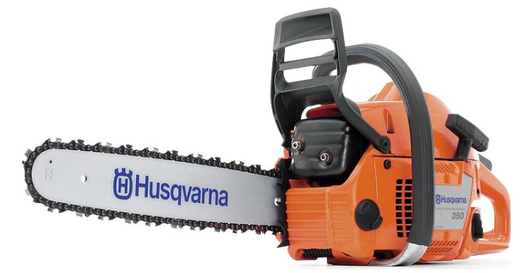 Бензопила Husqvarna 350 – устройство инструмента