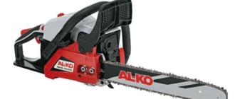 Бензопила AL-KO BKS 4040