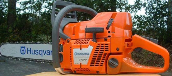 Бензопила Хускварна 372 – технические характеристики