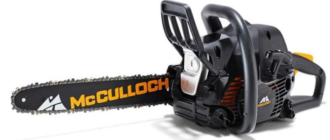 Бензопила McCulloch CS400T