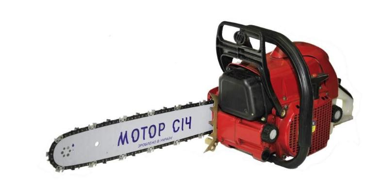 Бензопила Мотор Сич-470