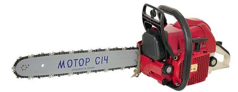Бензопила Мотор Сич-475