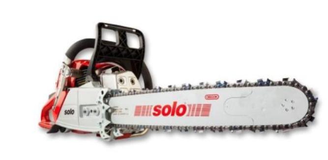 Бензопила Solo 656-40