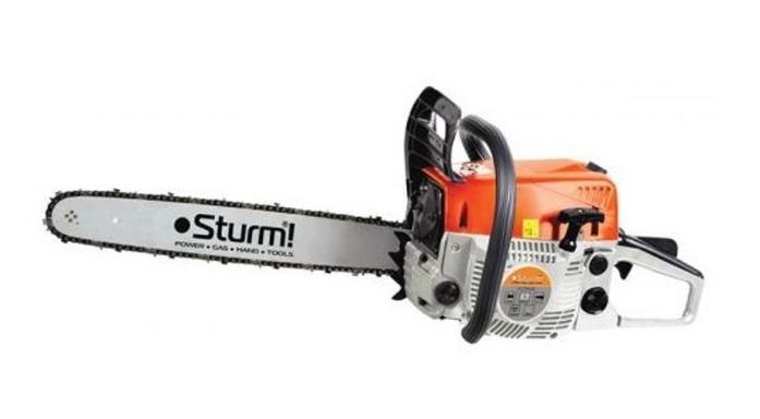 Бензопила Sturm GC99468