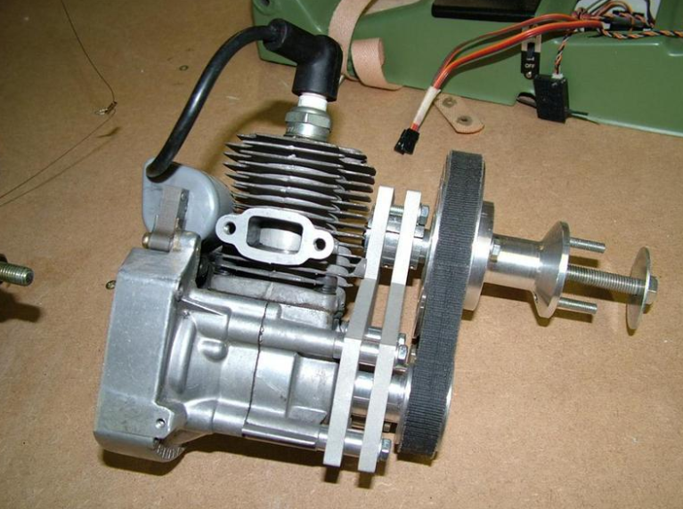Как выбрать двигатель для самодельной пилорамы