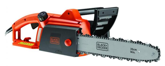 Электрическая пила Black+Decker CS1835-QS