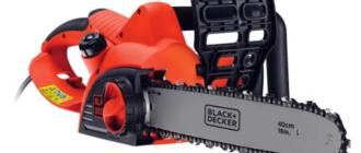 Электрическая пила Black+Decker CS2040-QS