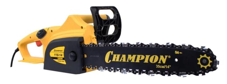 Электропила Champion 118-14