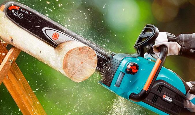 Электропила по дереву – советы по эксплуатации