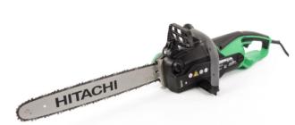 Цепная электрическая пила Hitachi CS45Y
