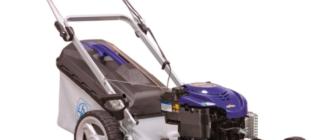 Бензиновая газонокосилка Lux B S 650E
